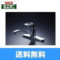【送料無料】ミズタニバルブ工業台付シングルレバー混合栓MK510TMM[一般地仕様]