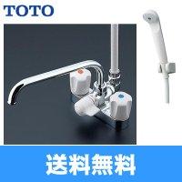 [TMS26C][TOTO]デッキ型2ハンドルシャワー混合水栓[一般地仕様]【送料無料】