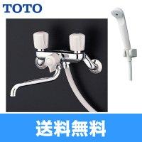[TMS25C][TOTO]2ハンドルシャワー混合栓[一般地仕様]【送料無料】