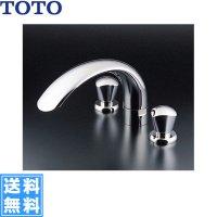 [TBH20]TOTO台付2ハンドル混合水栓[一般地・寒冷地共用]【送料無料】