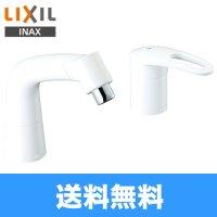 【送料無料】[INAX]シングルレバー混合水栓[湯側開度規制付][一般地仕様]LF-HX360SRHK/BW1【LIXILリクシル】