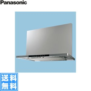 画像1: [FY-90DWD4-S]パナソニック[Panasonic]エコナビ搭載フラット形レンジーフード[洗浄機能付][本体90cm幅]【送料無料】