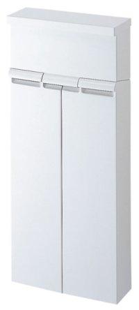 【送料無料】激安特価で送料無料!! INAX壁付収納棚TSF-100/WA【LIXILリクシル】